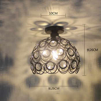 Ceiling light ceiling lamp iron living room lights modern deco salon for dining room hanging led light fixtures surface mounted 22
