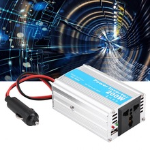 200W DC 12V to AC 220V Car Power Inverter Converter USB Charger Adapter  Power Converter dc 12v to ac 220v 2500w car power inverter converter portable vehicle power supply charger adapter