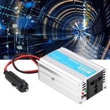 200W DC 12V to AC 220V Car Power Inverter Converter USB Charger Adapter