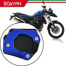 Extension pour béquille latérale de moto, pour BMW F800GS ADV 2008 2009 2010 2011 2012 2013 2014 2015 2016