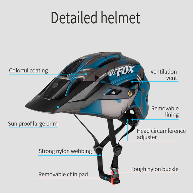 2019 corrida capacete de bicicleta com luz in-mold mtb estrada ciclismo capacete para homens mulheres ultraleve capacete esporte equipamentos de segurança 3