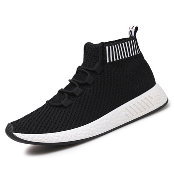 New Style Summer casual shoes Sports  Men's Korean-style Stylish Versatile Breathable Mesh Shoes Soft Bottom