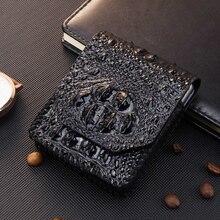 Pour SAMSUNG Galaxy Z étui 5G étui en cuir véritable pochette de protection accessoires sac SM F700F étui Z housse antichoc