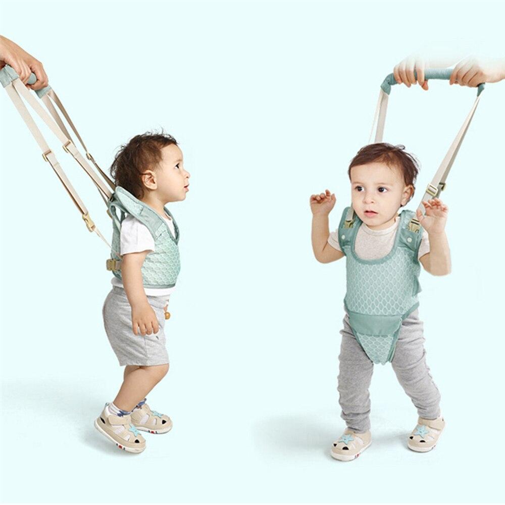 Baby Walker Toddler Harnesses Backpack Walk Andador para bebe Cute Baby Kids Assistant Walker Walking Learning Belt Stand Up