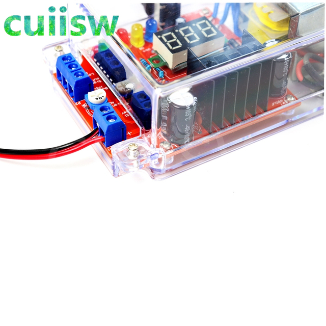 LM317 Adjustable Regulated Voltage 220V to 1.25V-12.5V