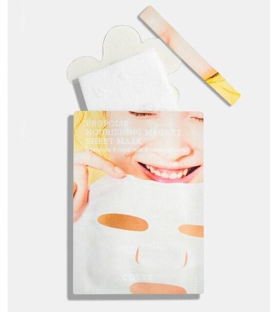 COSRX Full Fit Propolis Nourishing Magnet Sheet Mask 3ea  Moisturizing Skin care Korean Mask Face Whitening Depth Replenishment 2