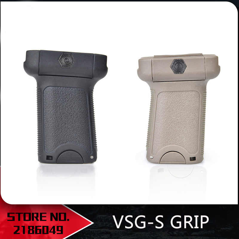 Tactical Airsoft TB1069 Td Grip Universele Speelgoed Accessoires Plastic Handgreep VSG-S Grip EX373