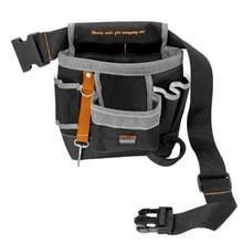 Urijk 1 шт. поясная сумка для инструментов для электрика Контрактор мульти-Размер Магнитные сумки для хранения посуда Сумки для хранения инструментов