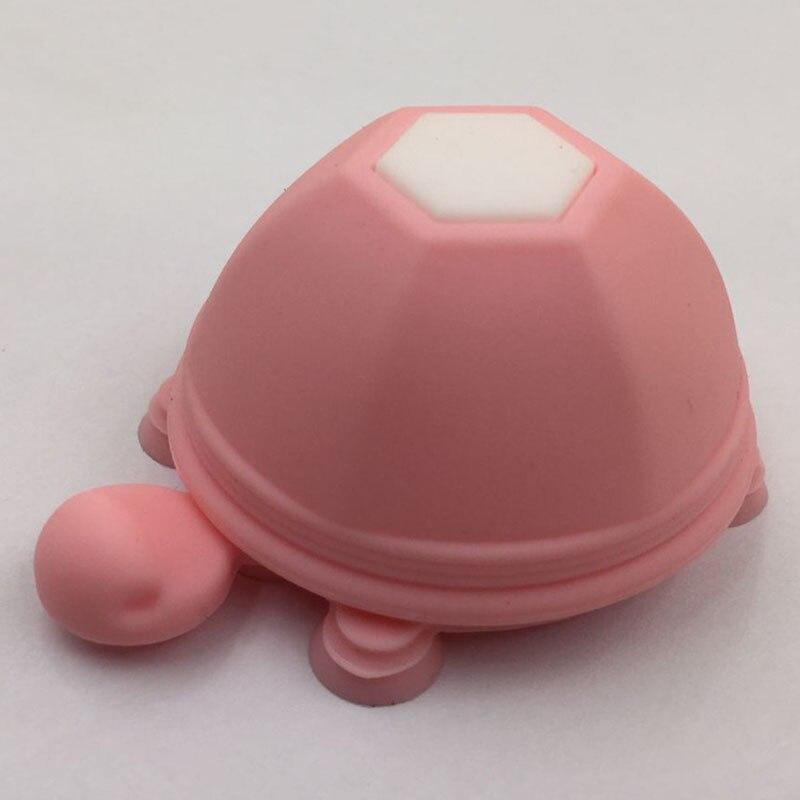 Universal Phone Holder Stand Silicone Anti Slip Turtle Shape Headphones Cable Winder Organizer SP99