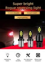 Led carro de reserva lâmpada auto luz de freio nevoeiro luzes sinal volta lâmpada t20 1156 1157 lâmpadas led carro accessies txtb1