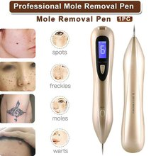 Beauty Care Spot Cleaner Laser Plasma Pen Mole Removal Dark Spot Remover LCD Skin Care Point Pen Skin Tag Tattoo Removal Tool