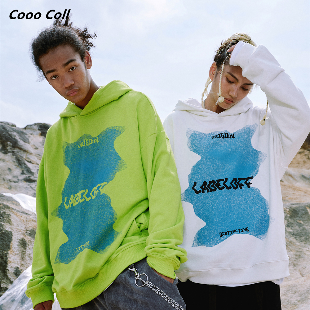 CoooColl Fashion Justin Bieber 19FW ERROR HOODIE new cotton Colors Mens Women Winter Hip Hop Streetwear hiphop Hooded in Hoodies amp Sweatshirts from Men 39 s Clothing