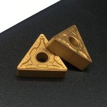 10 шт tnmg160408 см ft4025 карбидные вставки токарный инструмент