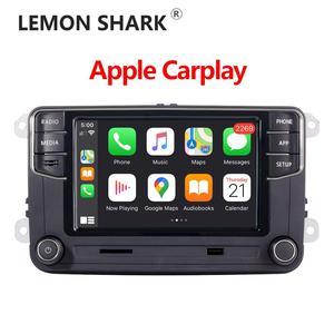 Image 4 - 안드로이드 자동 NONAME Carplay Mirrorlink MIB 자동차 라디오 새로운 RCD330 RCD360 187B 280D 280E VW MQB POLO 6C 전용 차량 상태