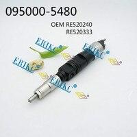 Injetor diesel 095000-5480 da bomba de injeção de erikc re520240 re520333 peças injetor 0950005480 e 5480 para denso