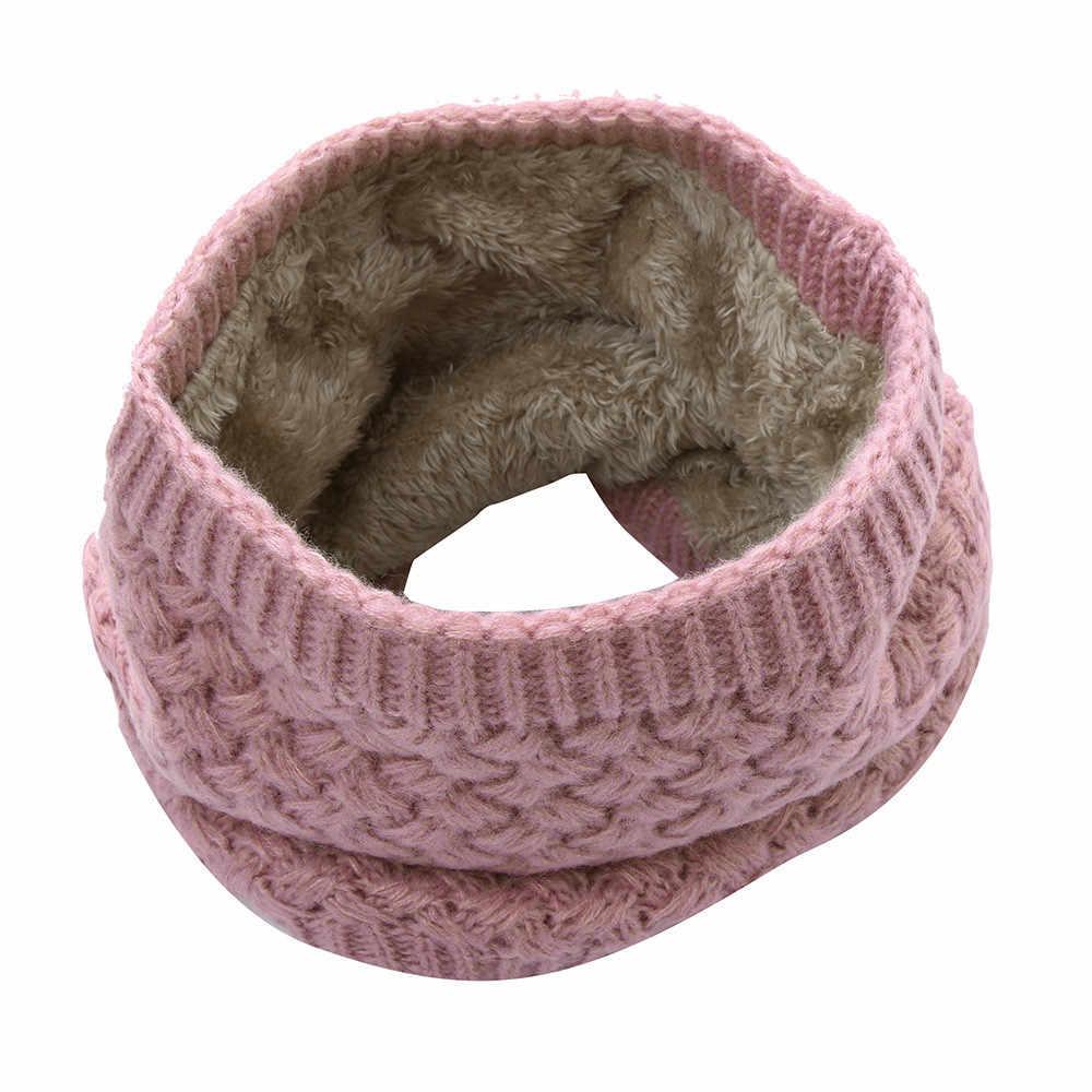 Cachecol moda homem inverno quente cachecol wome bufanda espessura de malha colar echarpe hiver femme nova moda mujer 2019 luxo #30