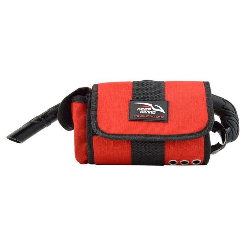 Storage Bag Diving Masks + Tubes Snorkels Bag Quick Dry Portable Scuba Diving Accessories