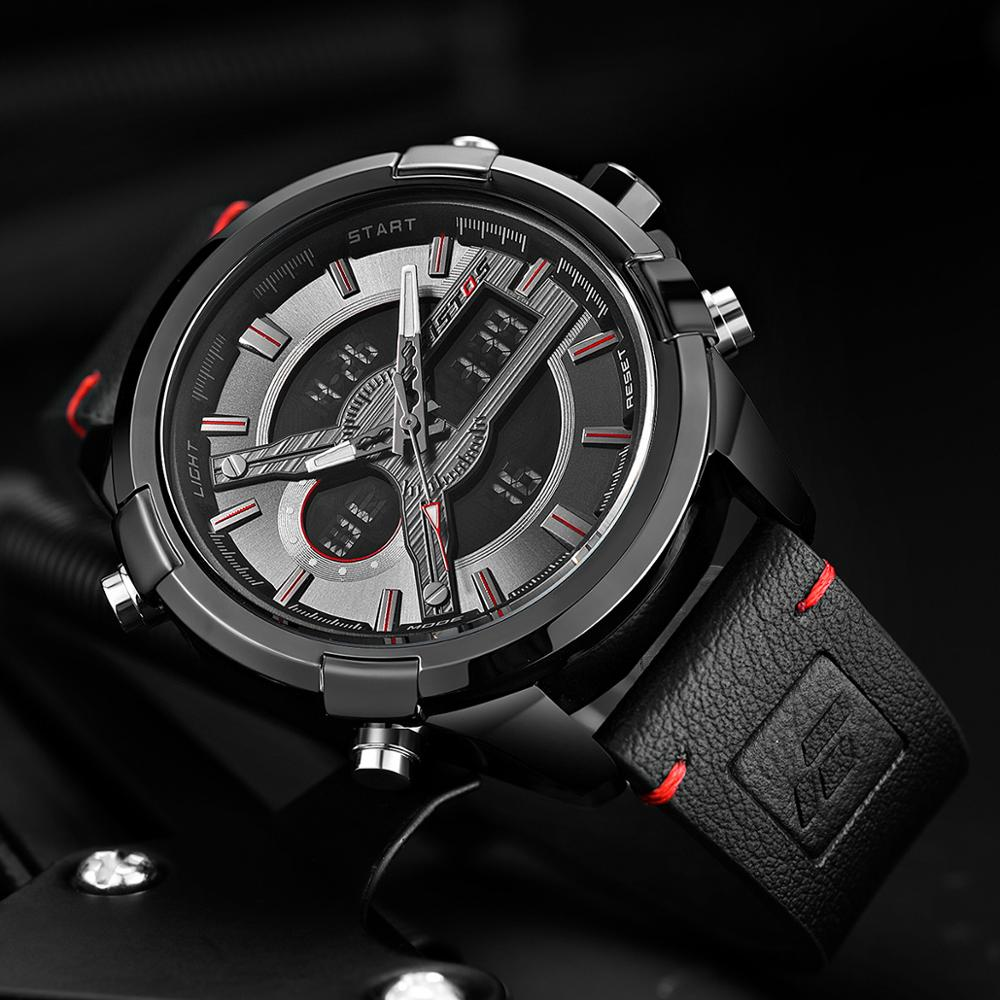 Quartz-Watch 9416 RISTOS Zegarek Digital Sport Waterproof Fashion Analog Damski Male