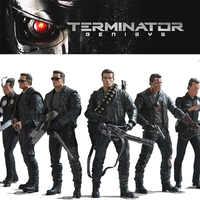 NECA-figura de acción de Terminator 2, 18cm, T-800/T-1000, PVC, figura del terminador, modelo de juguete de colección, 7 tipos con caja