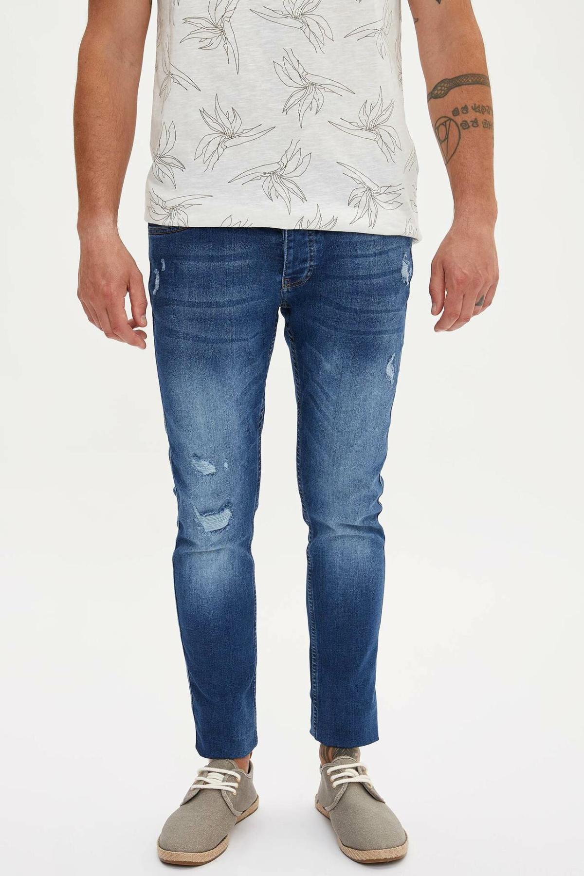 DeFacto Man Trousers-L6098AZ19SM