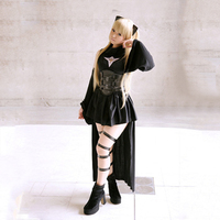 Anime tolove Darkness Eve cosplay costume
