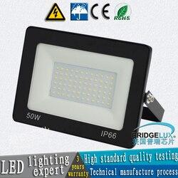Holofote led de 10w, 20w, 30w, 50w, 100w, 150w, 200w, lâmpada para piscina, para jardim refletor de luz exterior da porta da lavadora da parede