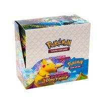 324/360 Uds Pokemon inglés francés español tarjeta vivos VOLTAGEHidden destinos de colección tarjeta de juego juguete de los niños