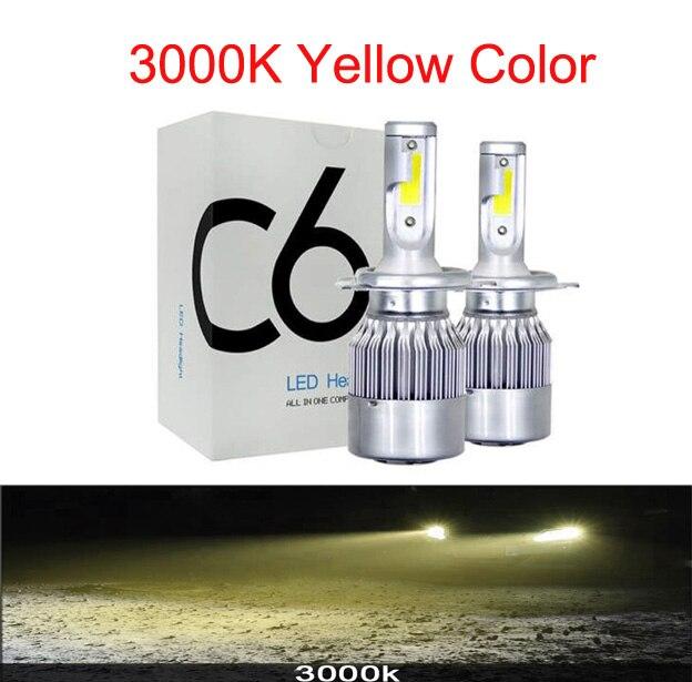 3000K 2pcs