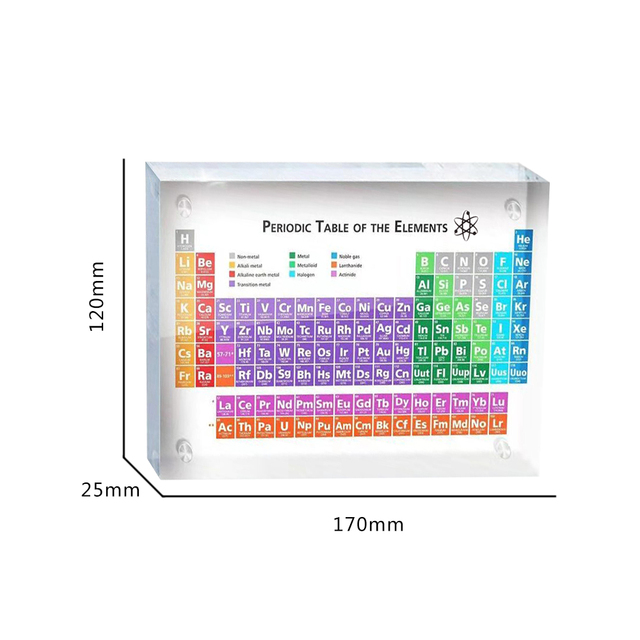 Acrylic-Periodic-Table-Display-of-Elements-Chemical-Elements-Table-Teaching-Supplies-periodic-table-of-the-elements