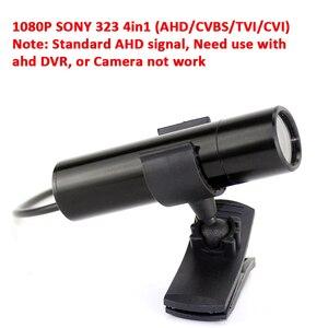 Image 3 - SMTKEY 1080P AHD SONY 323 chip Camera UTC 4in1 (/AHD/CVBS/TVI/CVI) mini Camera AHD