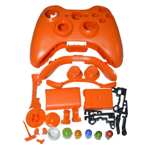 Image 2 - Wireless Game Controller Hard Case Gamepad Protective Shell Cover Full Set With Buttons Analog Stick For XBox 360