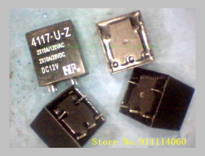 4117-U-Z/S 4117-V/W/-Z 4117-A/C-Z/S 1/2A/2C/2B 9/12/24V старая