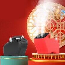 for 2021 Chinese Zodiac Ox Car Air Humidifier Household Silent D7YA