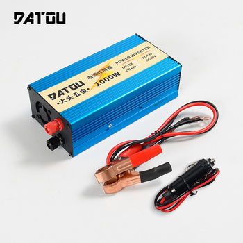 цена на 1000W Car Power Inverter Voltage converter Modified Sine Wave Peak 1500W Charger Converter Adapter DC 24V to AC 220V car buddy