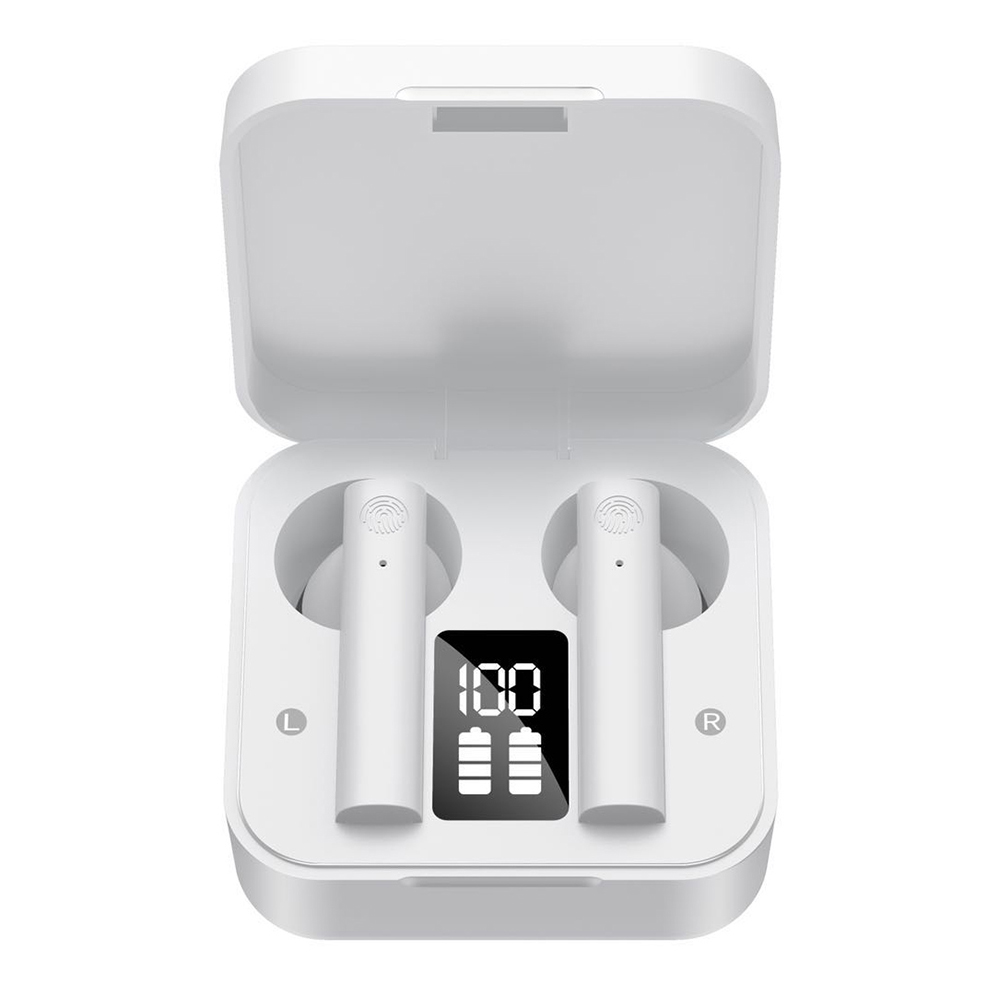 Ture Wireless Earphone For XIaomi Mi Air 2s Bluetooth 5.1 Headphone Touch Control EarBuds Dual Mic ENC(China)