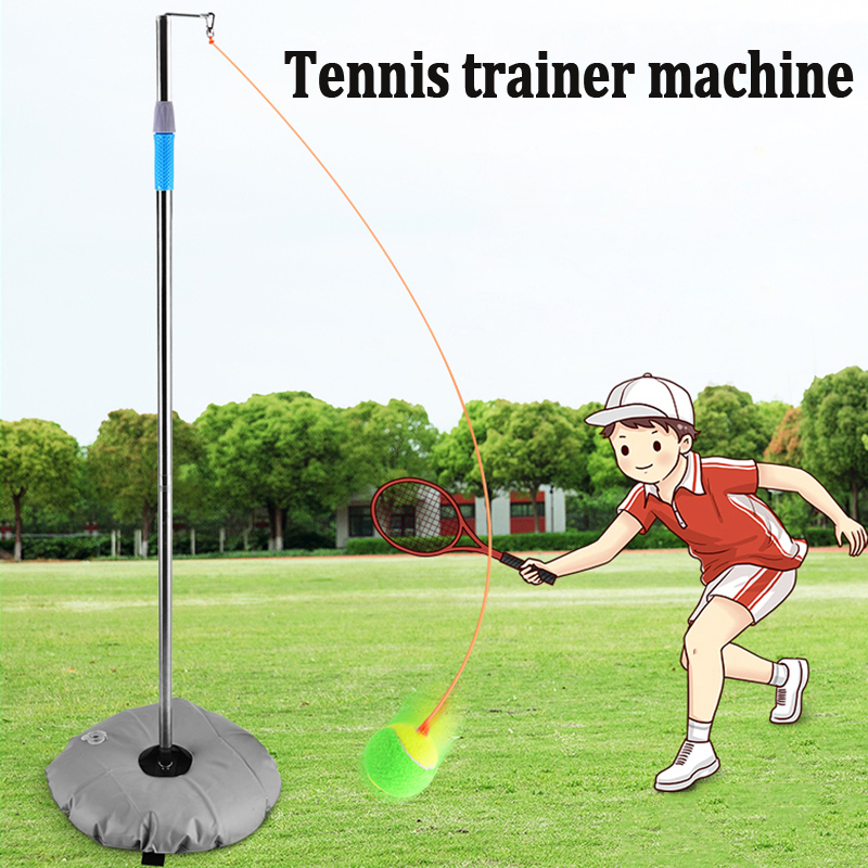 Tennis Trainer Machine Self-study Tennis Practice Tool Hit PRO Tennis Racket Training Equipment Single Padel Tenis Accessories