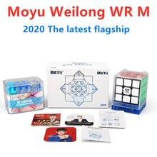 Moyu cubo mágico 3x3x3 magnético, 3x3, rompecabezas, velocidad, cubo de competición, 2020