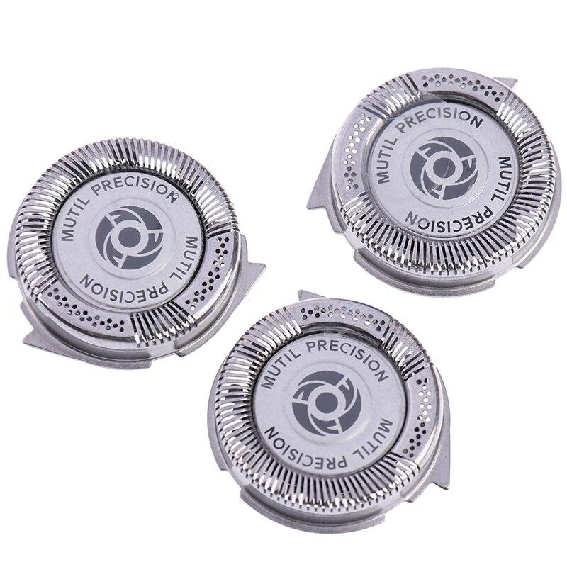 3x бритвенная головка резак Бритва Замена лезвия бритвенные головки для SH50 HQ8