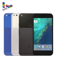 Original desbloqueado google pixel x xl celular 5.0
