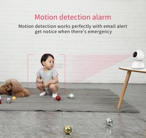 Image 5 - Xiaomi מצלמה 2K חכם 1296P 1080P HD 360 זווית PTZ וידאו אינפרא אדום ראיית לילה קול WIFI חכם מצלמות תינוק תצוגה