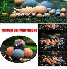 Кристалл красная пчела креветка Танк из минерала Турмалин мяч долгое время эффект медленного выпуска