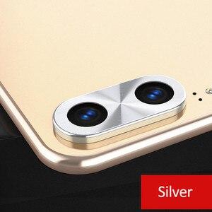 Image 5 - Per Huawei P20 Lite Obiettivo Della Fotocamera Anello di Protezione di Placcatura di Alluminio Per Huawei P20 P20 Pro Cassa Della Macchina Fotografica Anello di Copertura di Protezione