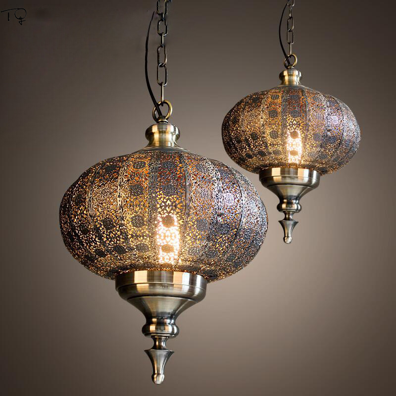 Moroccan Lamp Vintage Pendant ...