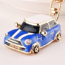 Porte-clés en alliage de haute qualité pour Mini Cooper S JCW, accessoire de voiture