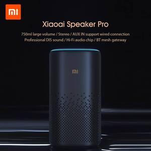Image 1 - מקורי Xiaomi Xiaoai פרו רמקול AI bluetooth HiFi אודיו אלחוטי רשת Gateway סטריאו אינפרא אדום בקרת Mi רמקול APP בקרה