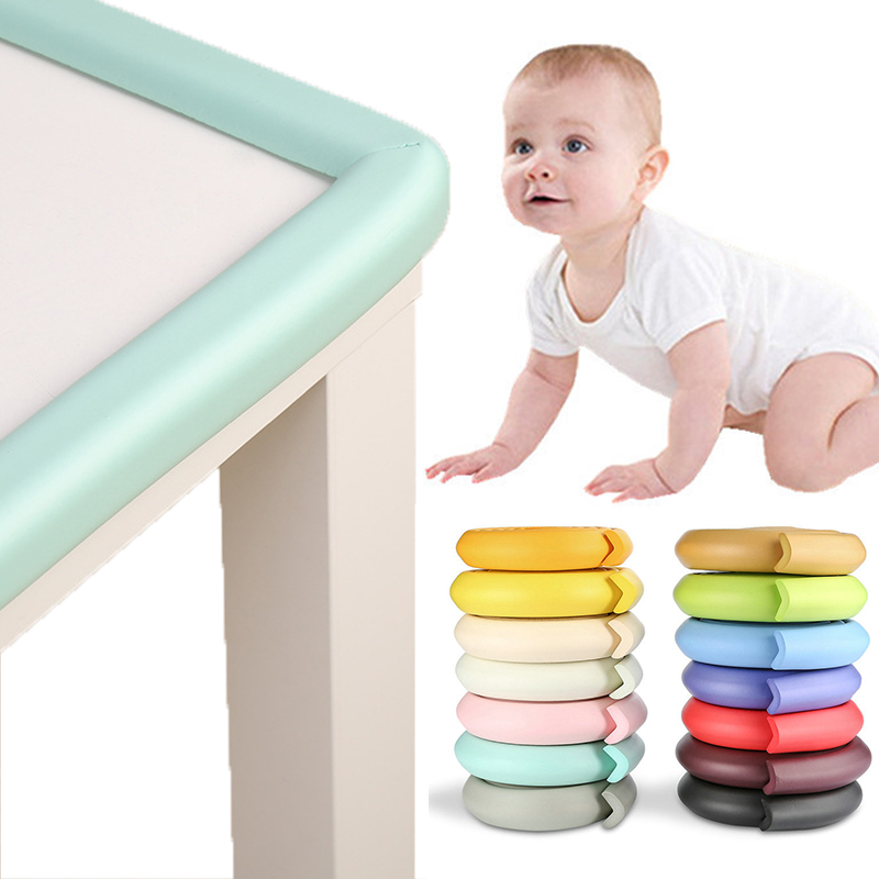 Baby Safety Protector Tape Table Edge Guard Children Furniture Corners Protection Child Safety Table Corner Protector Tape