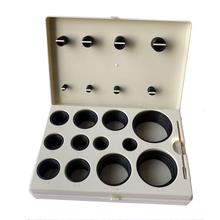 O-RING KIT 212PCS SAE BOSS NITRILE 90 SHORE NBR90 DUROMETER RUBBER BOX ASSORTMENT