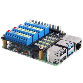 Raspberry Pi Gpio Expansion Extension Board Screw Terminal Hat For Raspberry Pi 2B/3B/3B+/4B/Zero/Zero W батарея щелочная lr20 2b fu w w