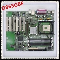For  D865GBF  D865PERC 865G large board integrated card
