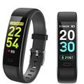 Y59 смарт-Браслет Смарт-Браслет фитнес-трекер здоровье пульсометр Водонепроницаемый для мужчин Smartband pk V5 часы